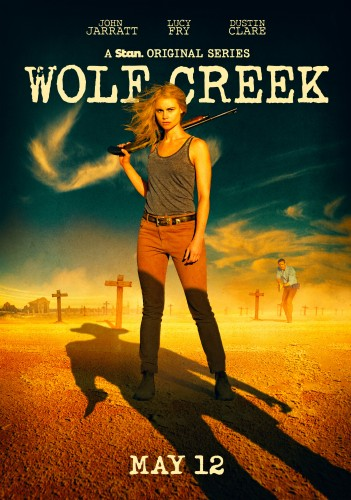 Wolf Creek Official Poster Art