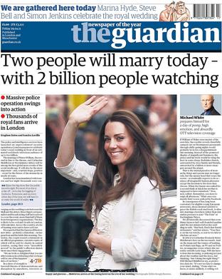 The Guardian UK Cuts 250 Jobs - B&T