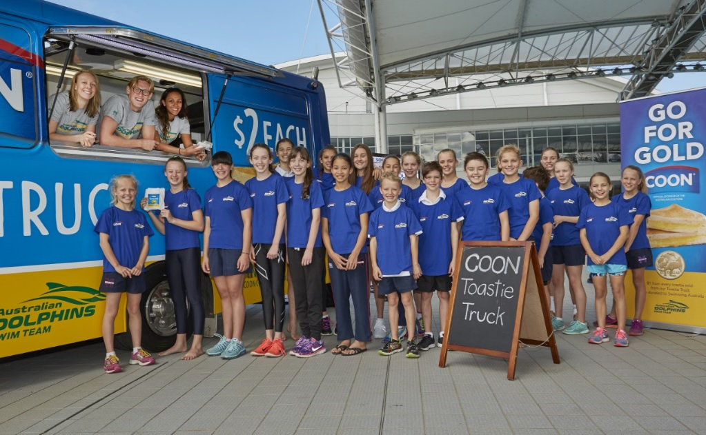 Coon Cheese Partners With Swimming Australia For Cheese ...