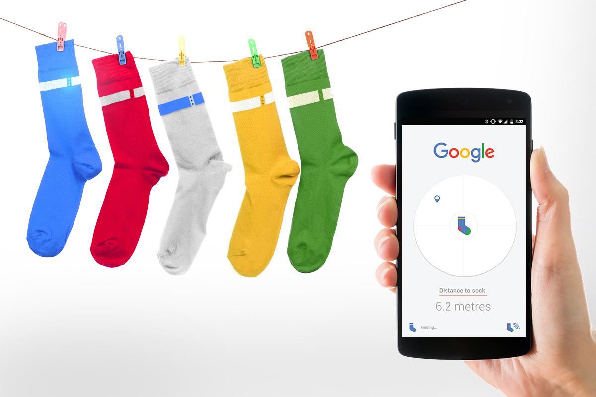 socks google_aprilfools
