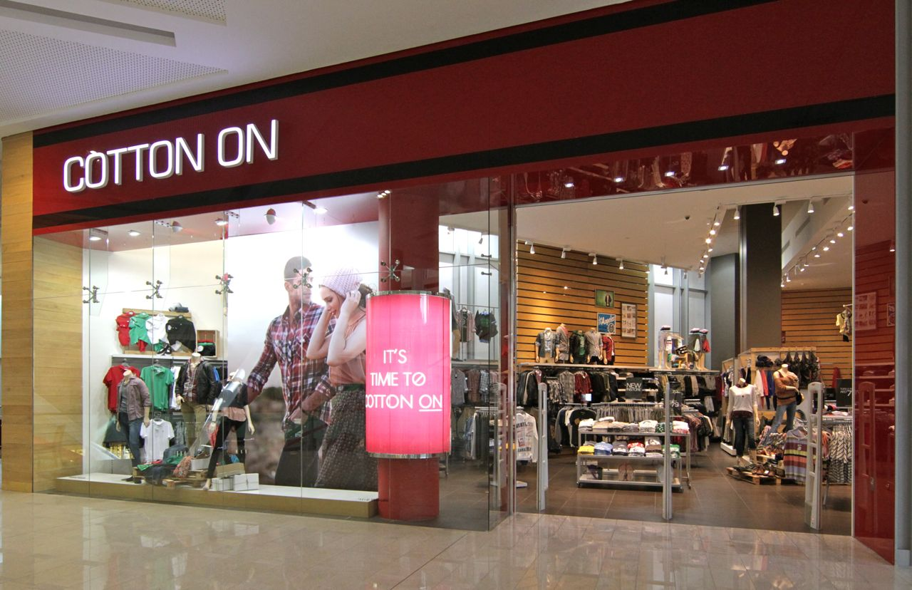 Cotton On Group Signs On We Buchan As Strategic Comms