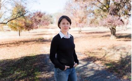 Gabrielle Chan. Source: Chan's wordpress site.