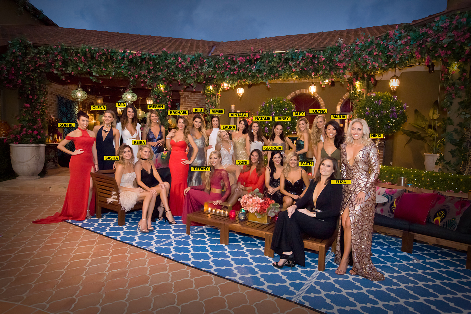 The Bachelor Season 4 Cast (Captioned)