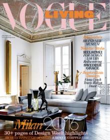 vogueliving magazine