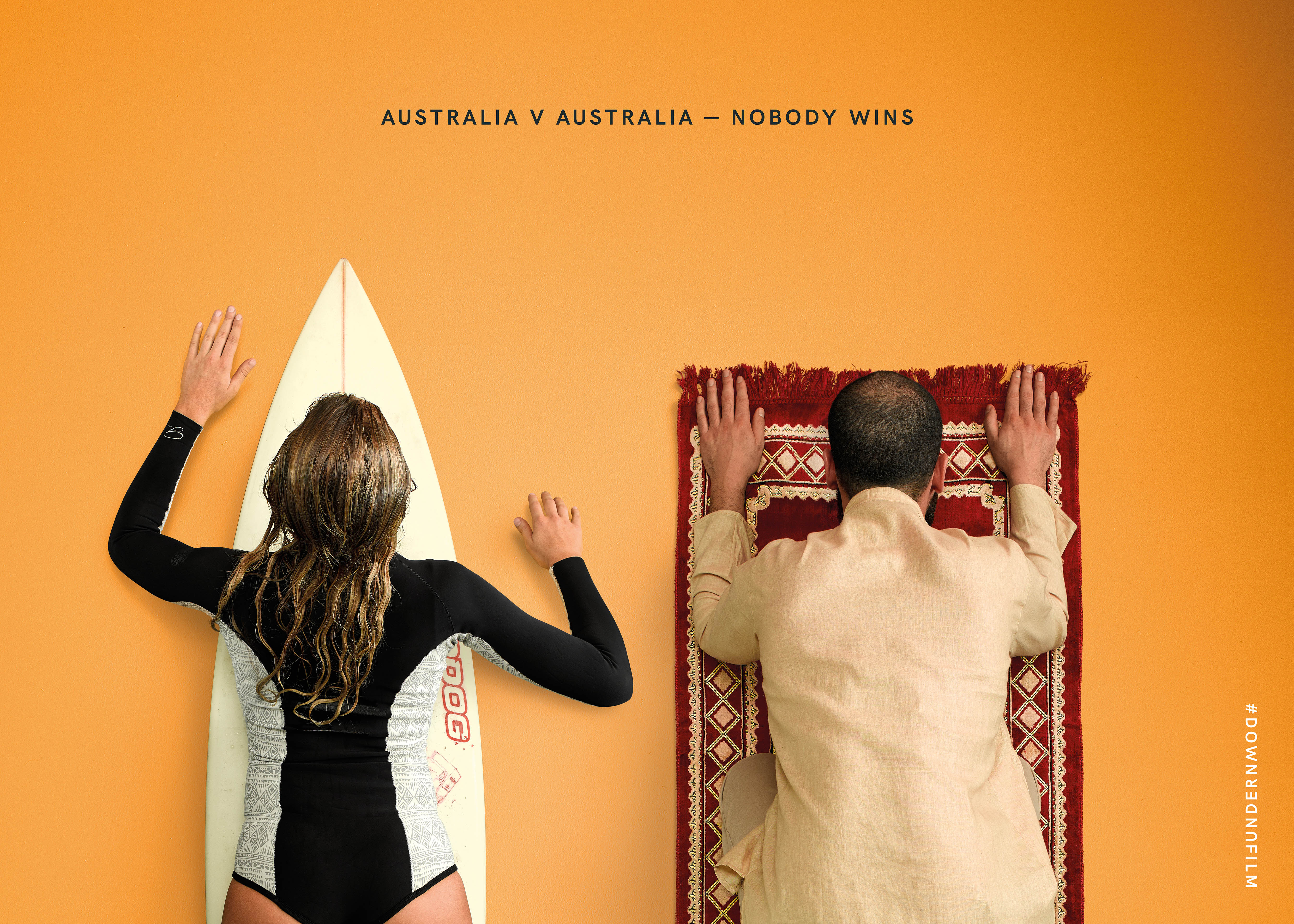 Down Under Poster 2
