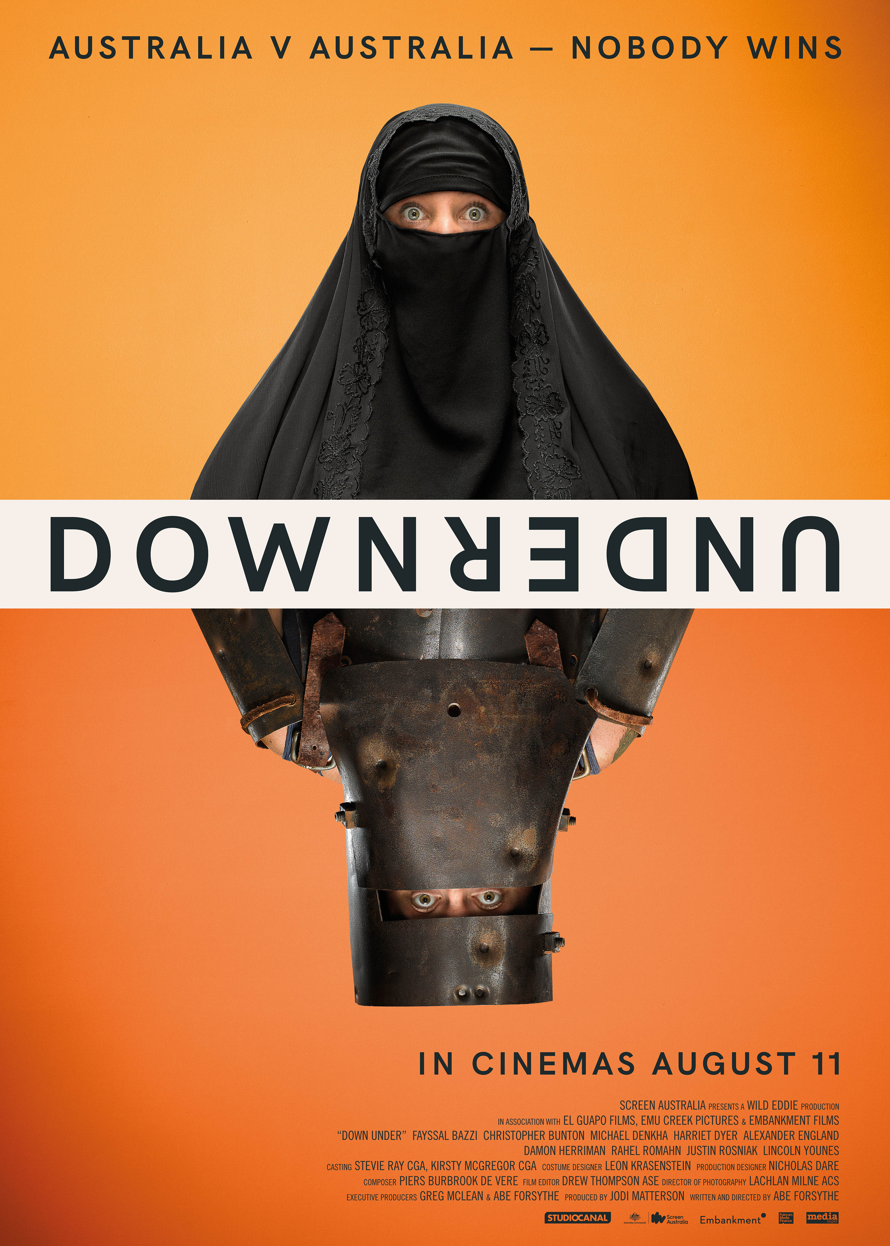 Down Under Poster 5