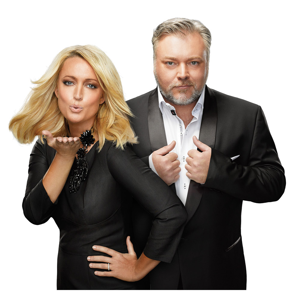 KISS FM Re-Signs Kyle & Jackie O For A Reported $40