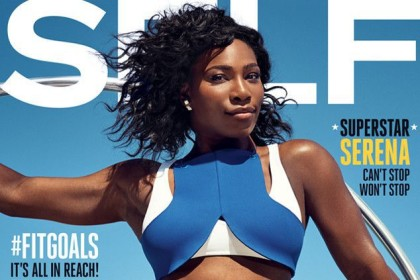 Qantas and tourism australia launch multi million dollar deal bt serena williams slays in hot new self magazine cover malvernweather Image collections