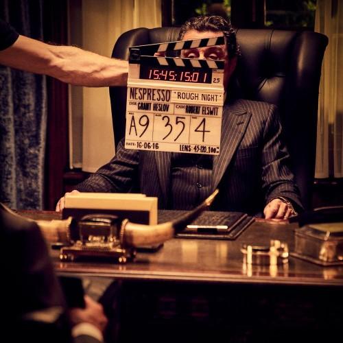 Ian McShane (Nespresso's 'Change Nothing' commercial)