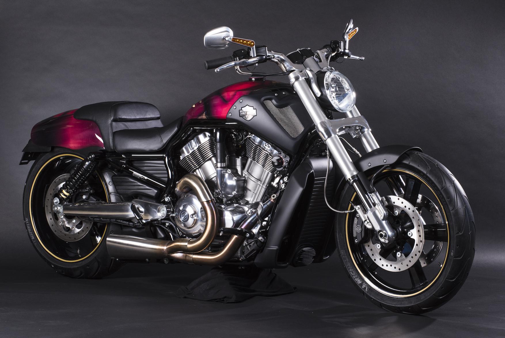 Freedom Harley Davidson >> Harley-Davidson & Marvel Present Super Hero Customised ...