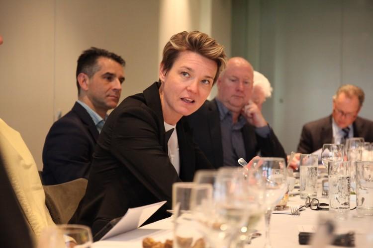 Jana Kotatko (Oracle roundtable)