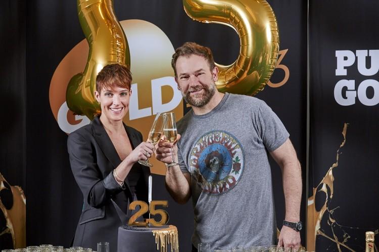 Jo & Lehmo (Gold 104.3's 25th anniversary)