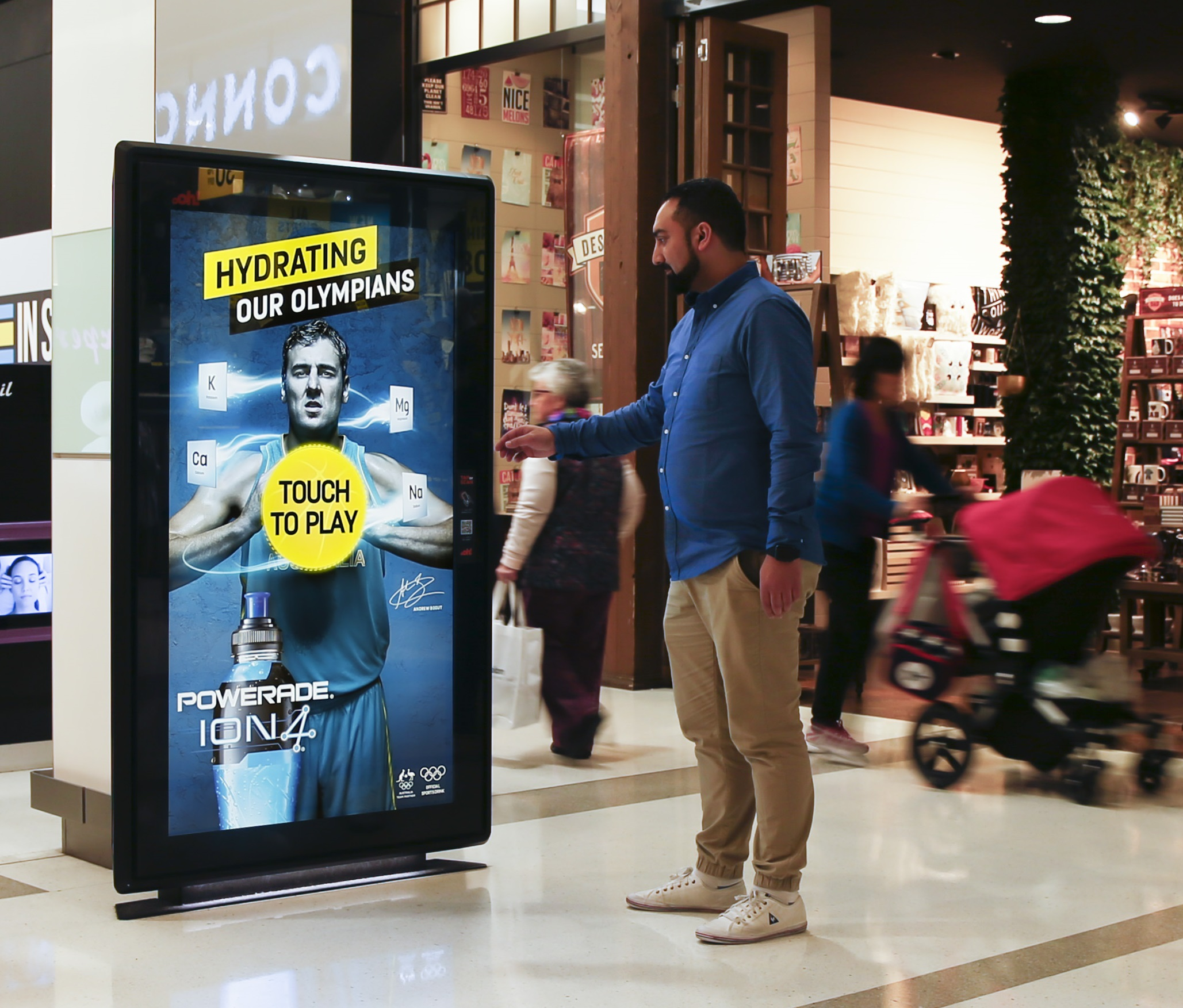 interactive advertisements Have you ever taken a survey online or watched a video for a new product chances are, you've been on the receiving end of interactive advertising.