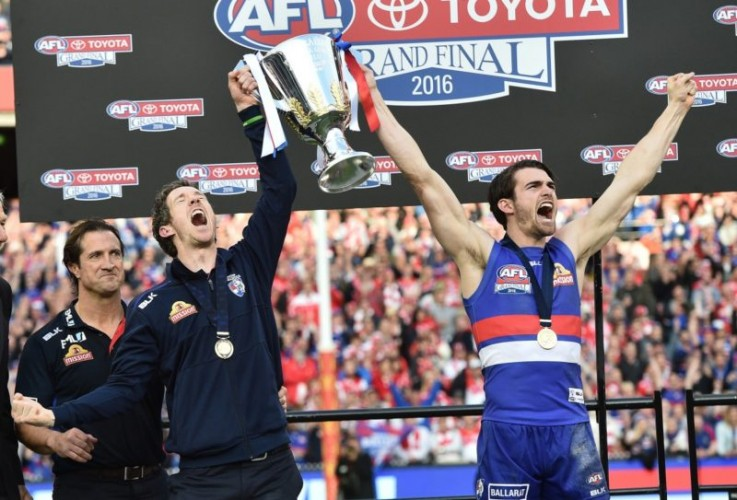 Western Bulldogs (AFL grand final 2016)