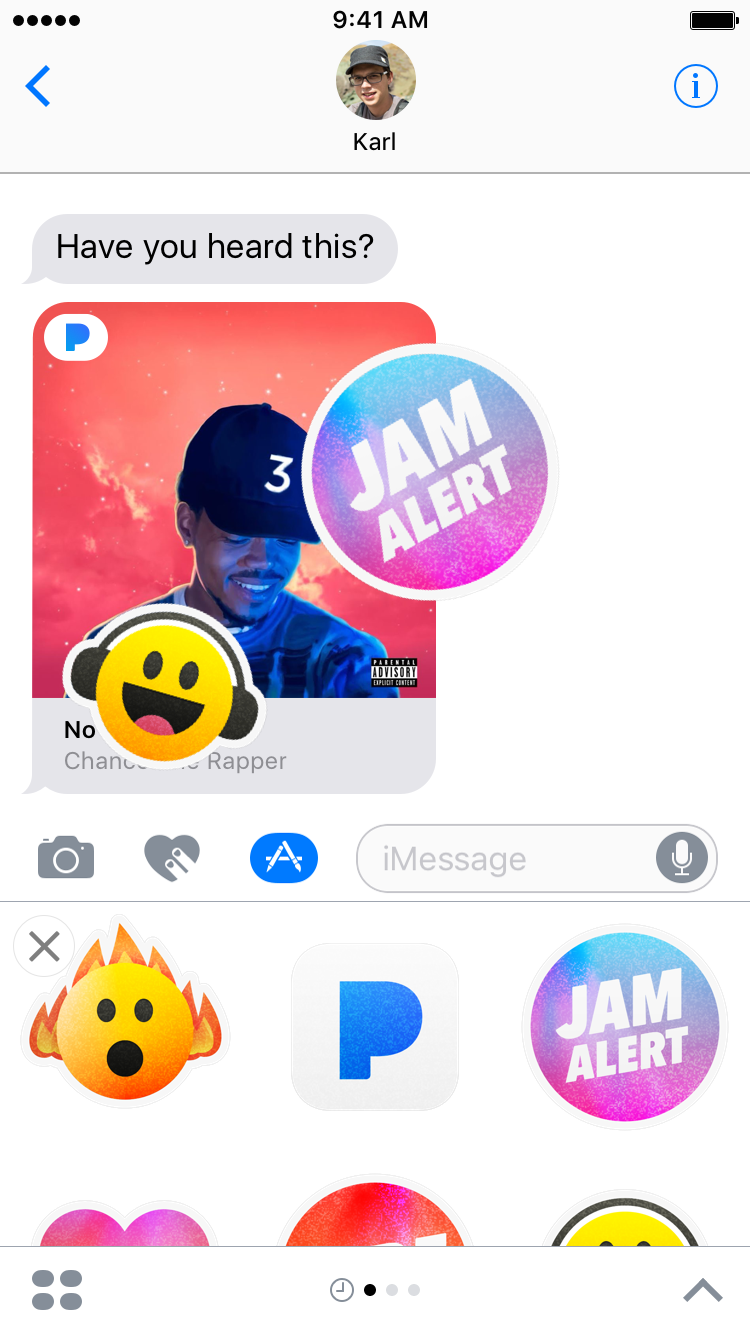 iMessage iPhone 04 Screen