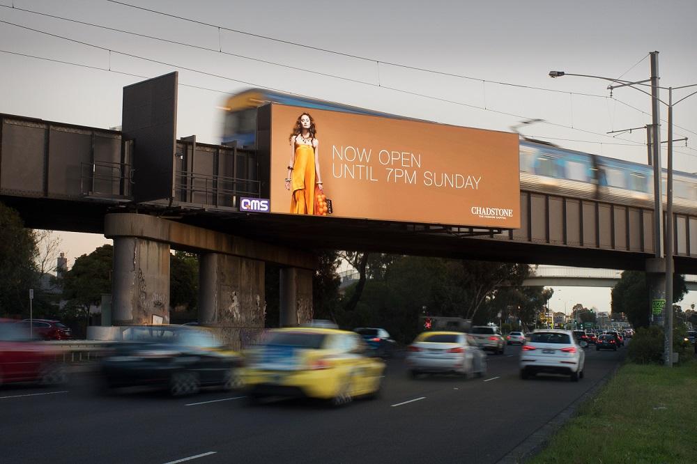 Chadstone Billboard