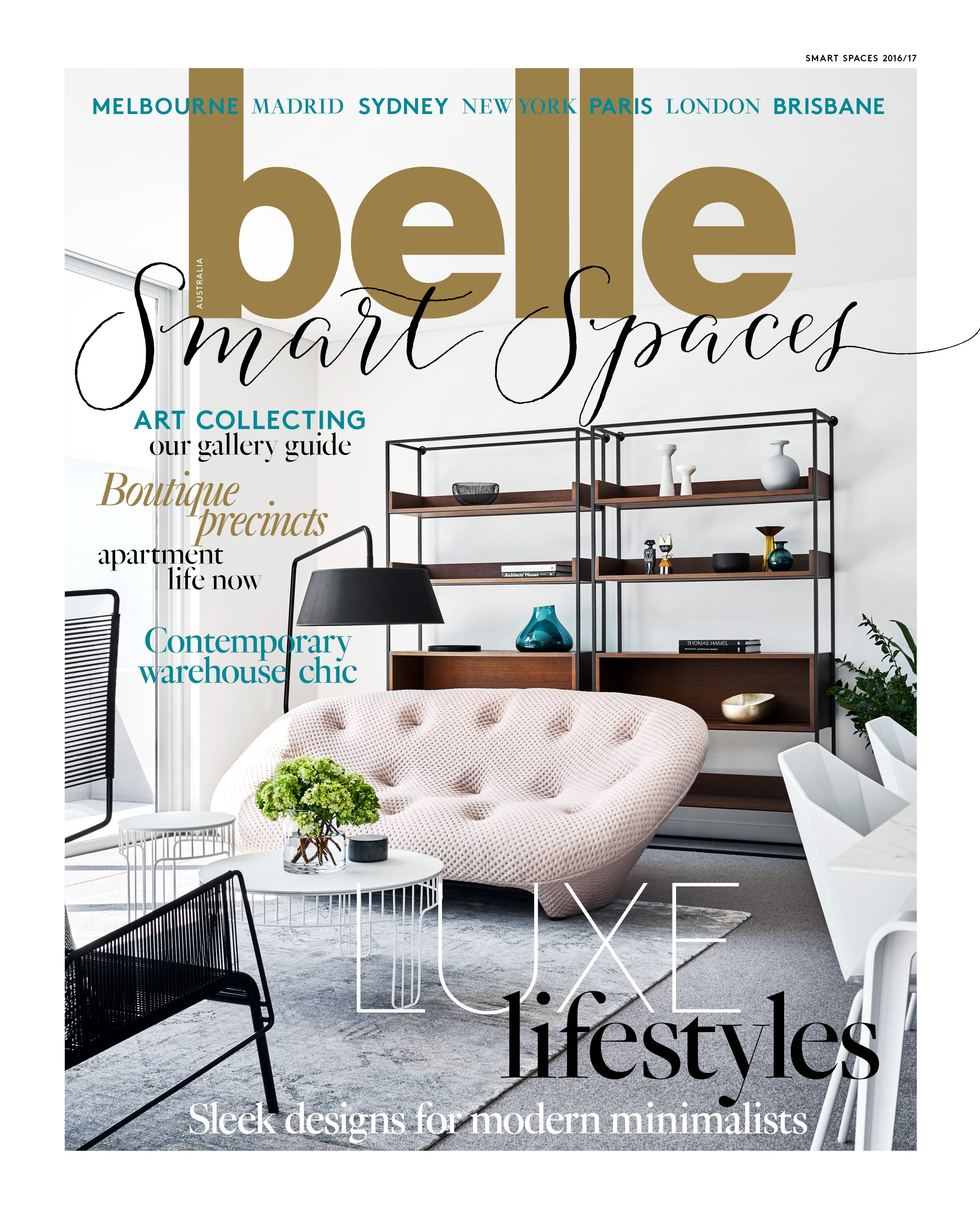Smart Spaces cover