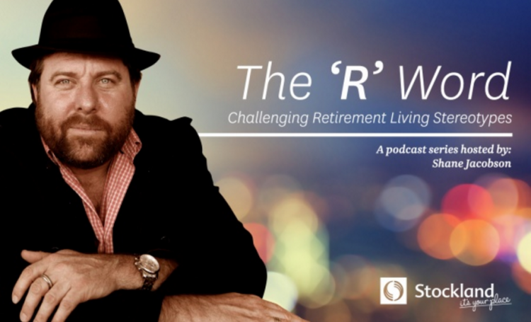 The 'R' Word (Shane Jacobson)