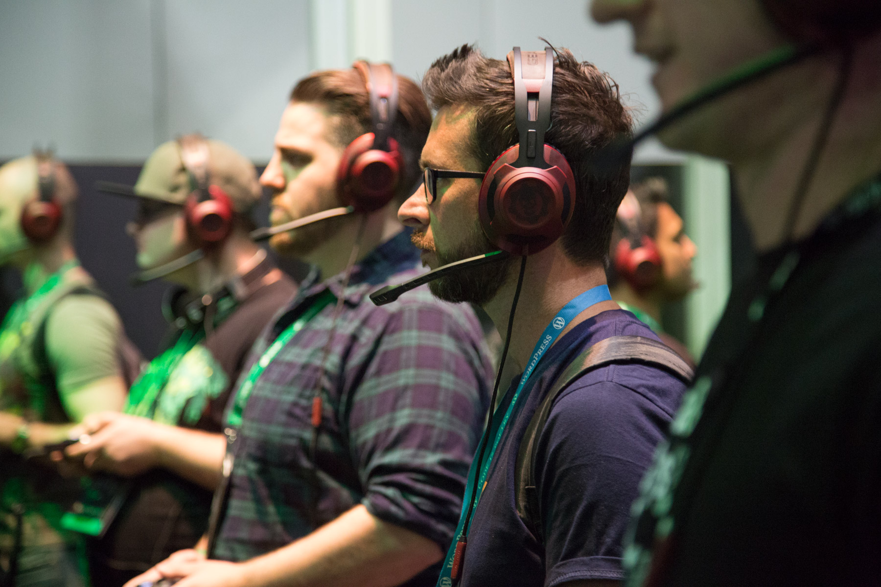 Image 2 - Superfans get early access to EB Expo and are some of the first in Australia to play Gear of War 4