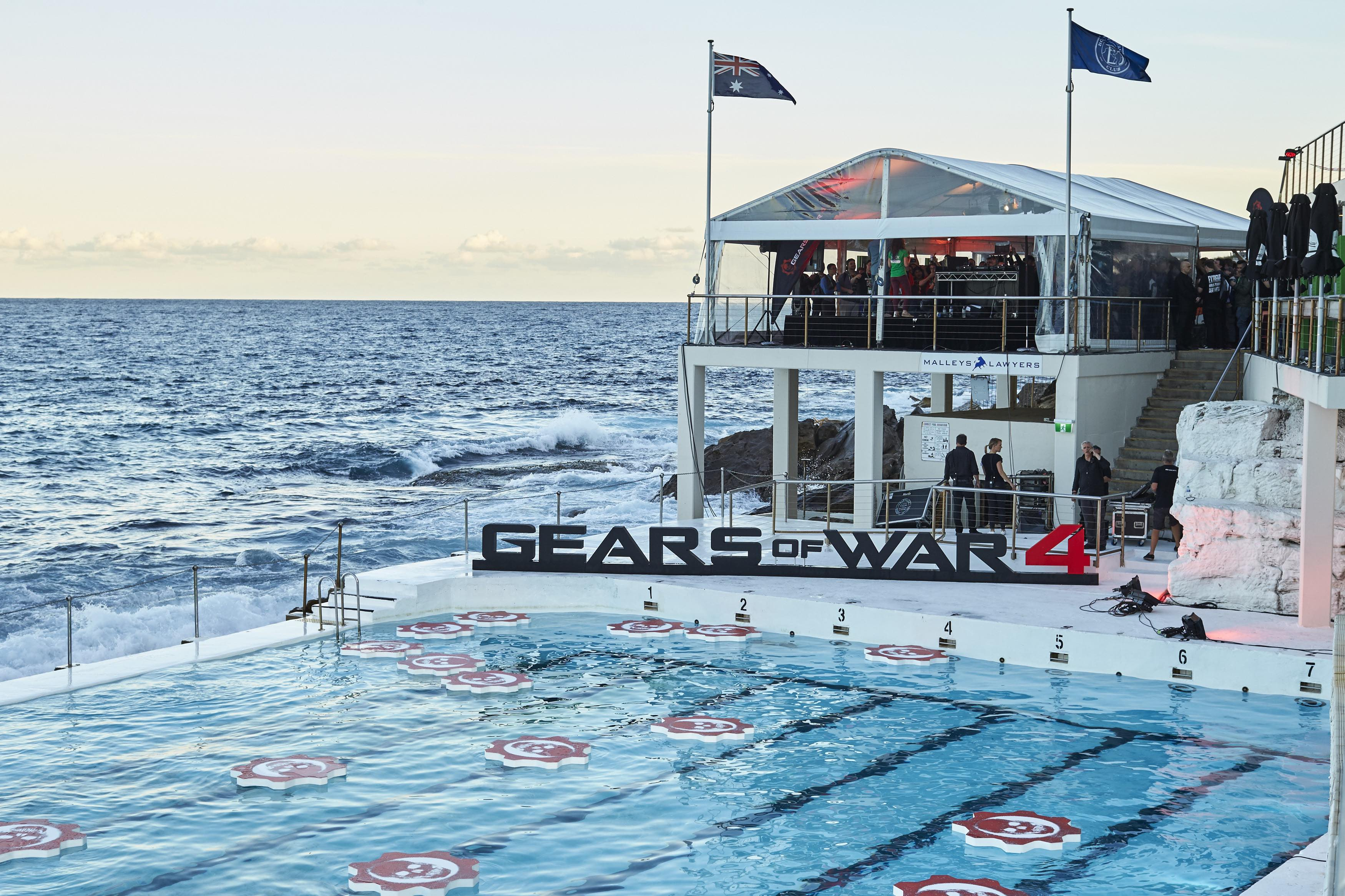 Image 3 - Xbox Fan Fest event at Bondi Icebergs