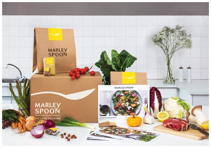 Marley Spoon's new imagery