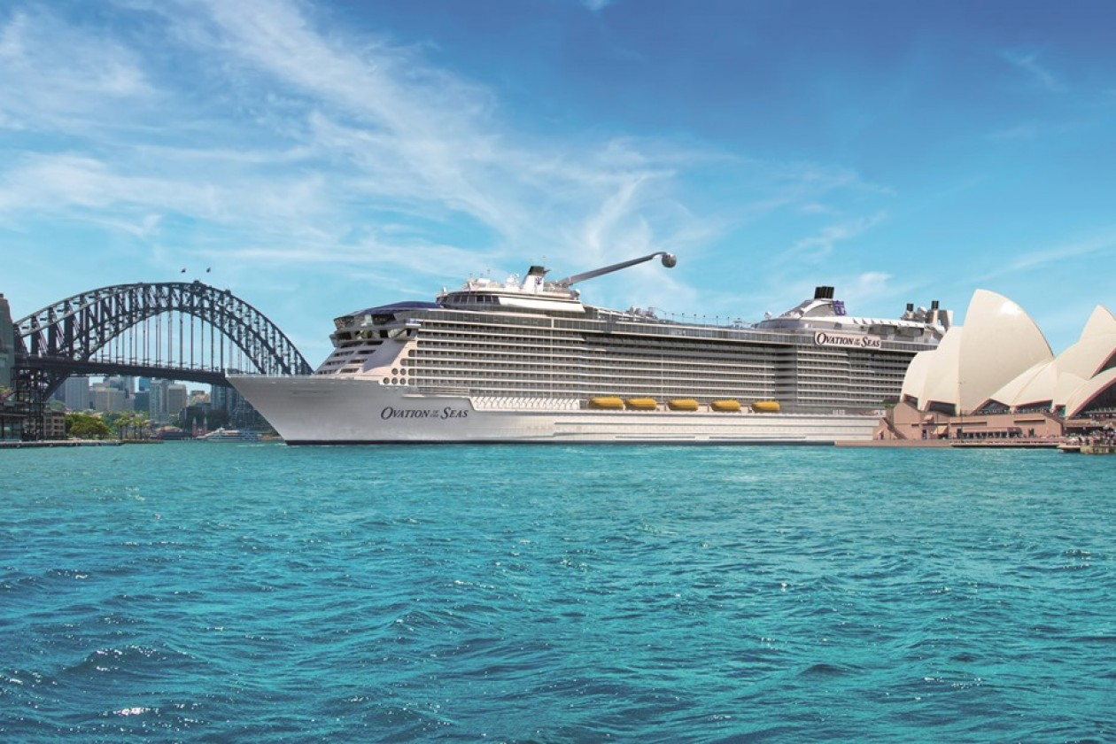 Royal Caribbean And Today Introduce Supercruising To The Nation - B&T