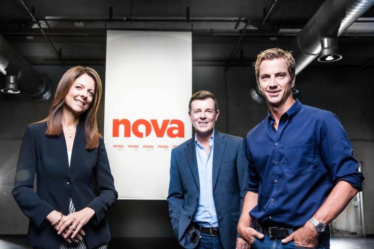 Nova Unveils Multi-Million Dollar Rebrand