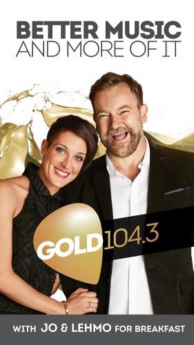 Jo & Lehmo (GOLD104.3)