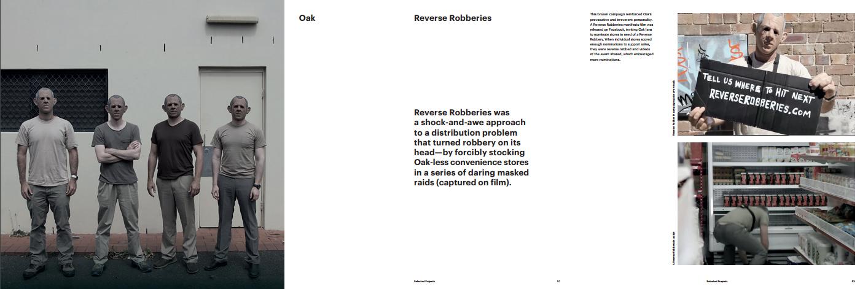 Reverse Robberies