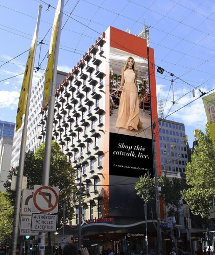 'Catwalk to Cart' (Myer and Clemenger BBDO Melbourne) [2]