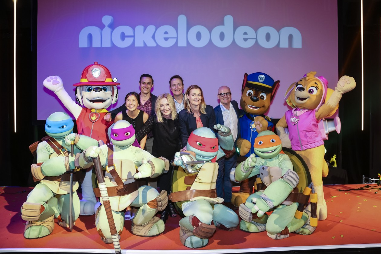 Nickelodeon Unveils New Programs & Products For 2017 (And