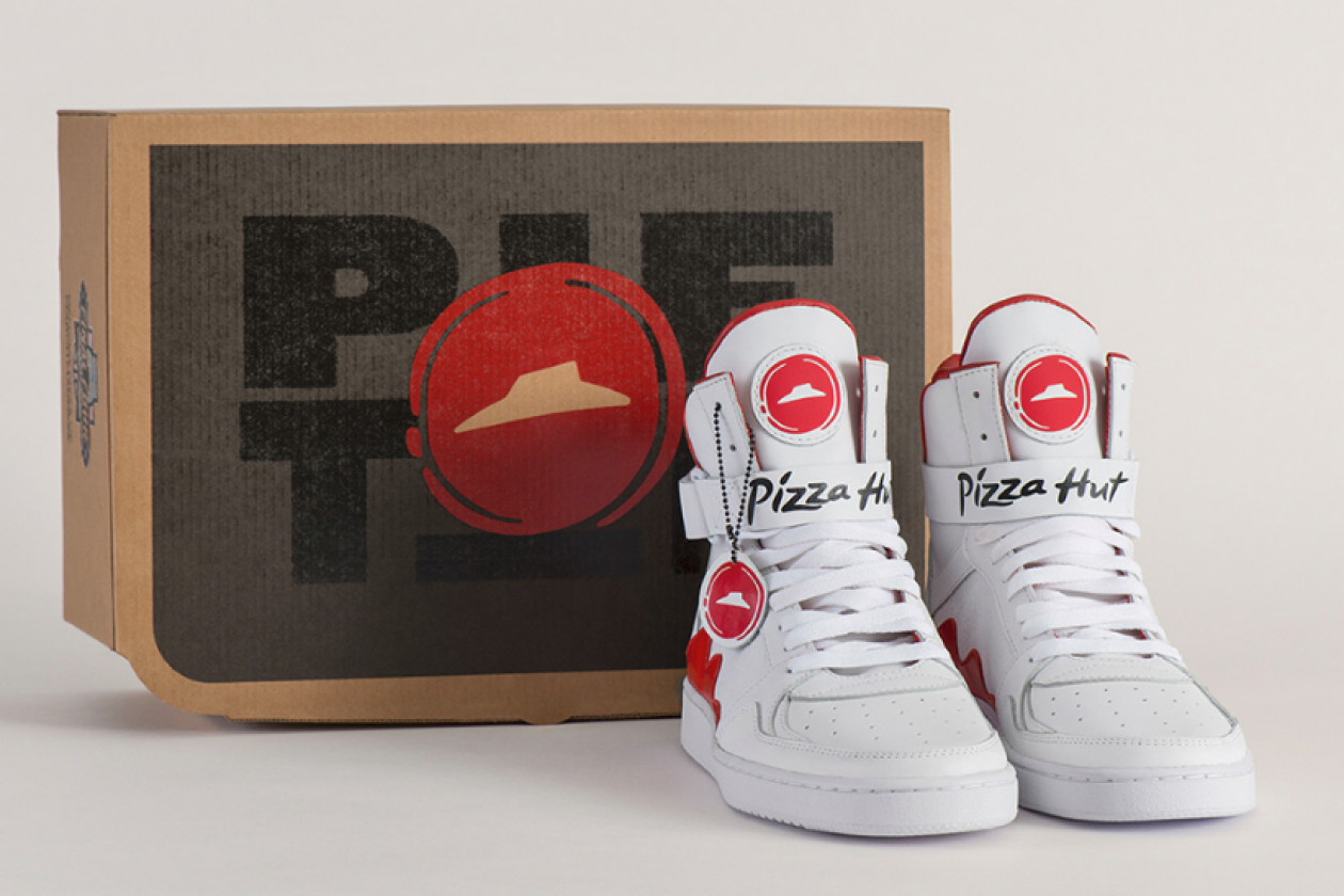 54e3564fa727c Pizza Hut Enables Customers To Order Pizza Using Shoes - B&T