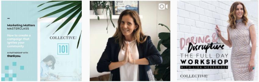 Lisa Messenger (Instagram)