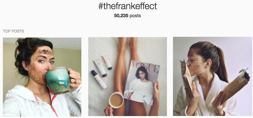 #thefrankeffect