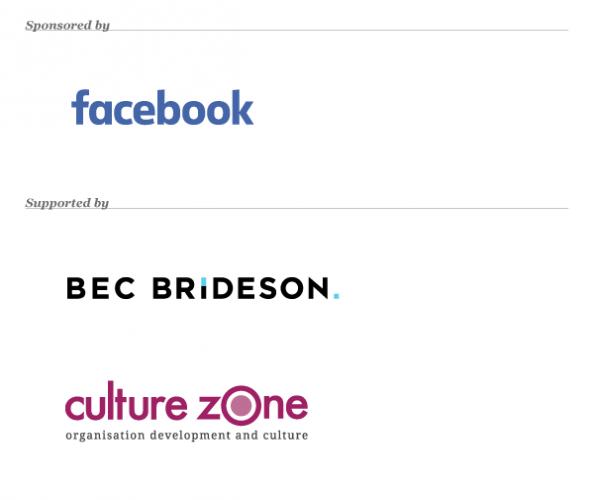 3% Conference sponsor block