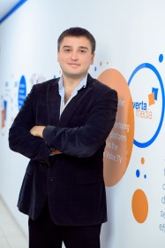 Alex Bornyakov, Founder of VertaMedia