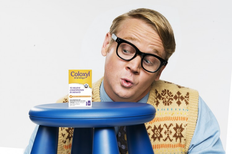 'Stefan the stool expert' (Coloxyl campaign) [2]