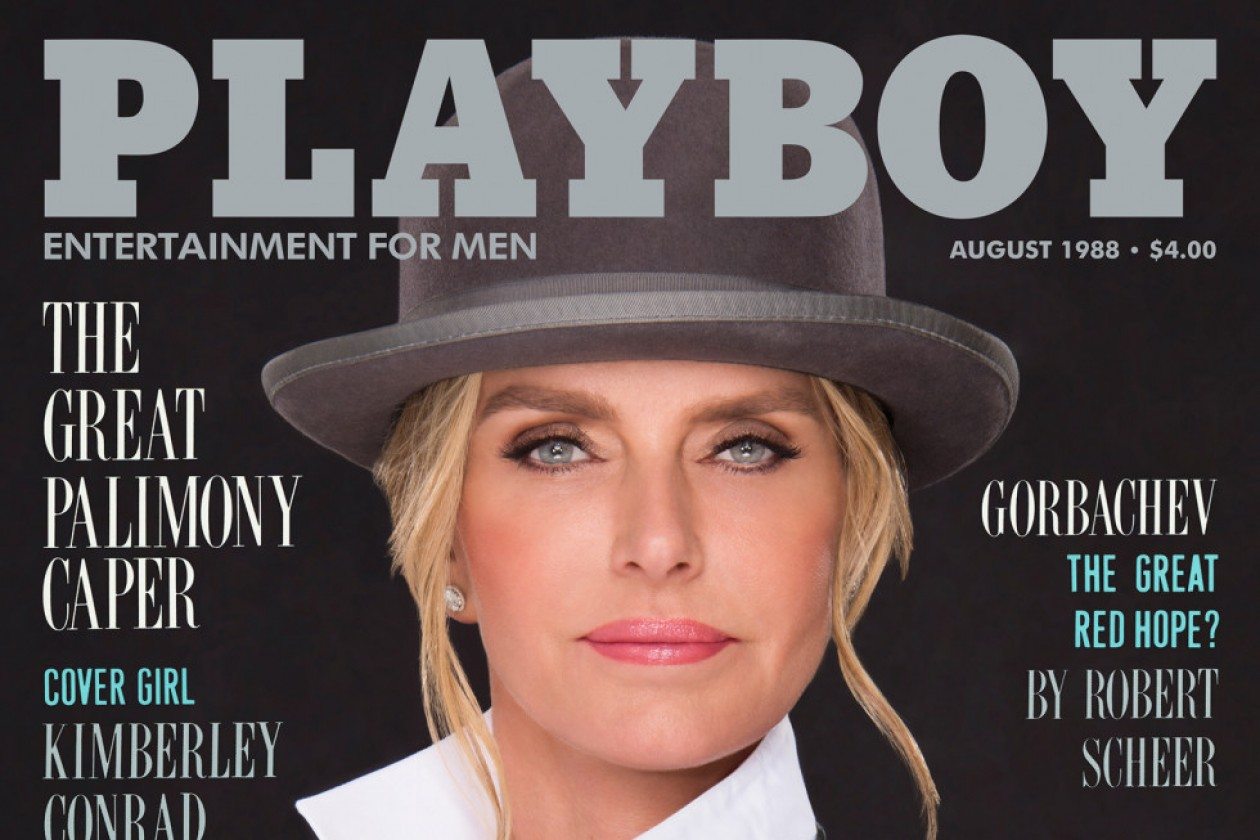 us playboy recreates iconic covers with same models from the