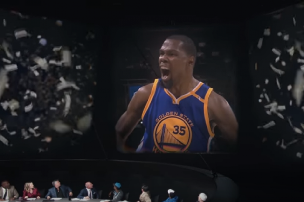 08b71f128ef Nike Silences Kevin Durant Critics In New TVC After Golden State Warriors  Win NBA Finals