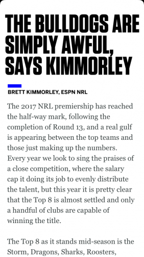 ESPN Bulldogs story (Snapchat) [2]