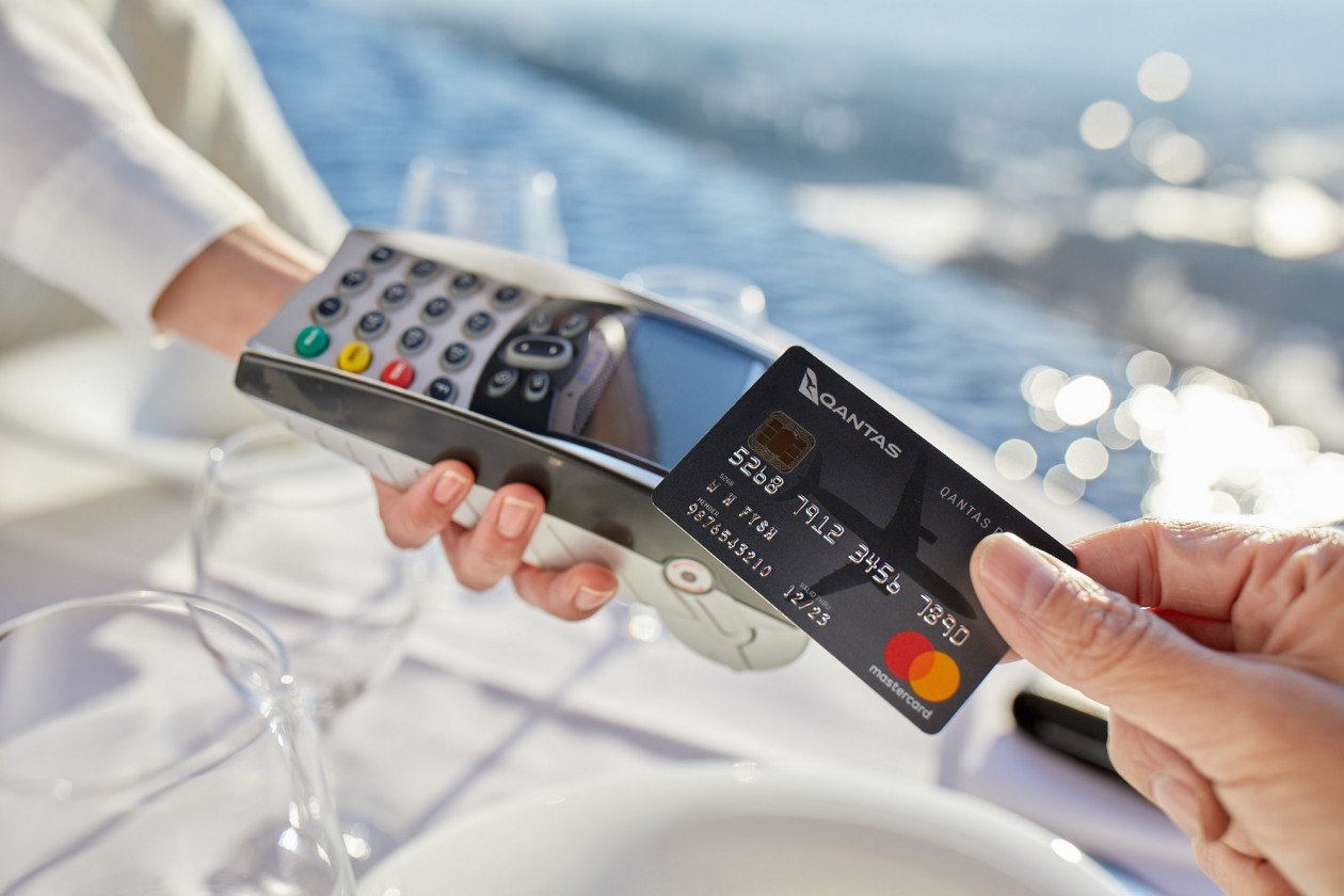 dr in credit card