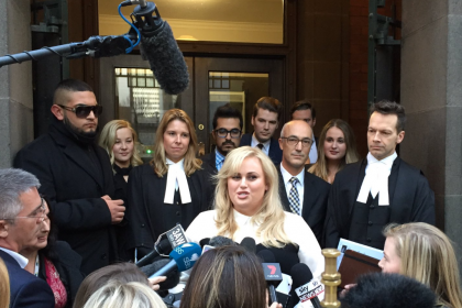 "Bauer Appeals ""Manifestly Excessive"" $4.56M Defamation Payout To Rebel  Wilson"