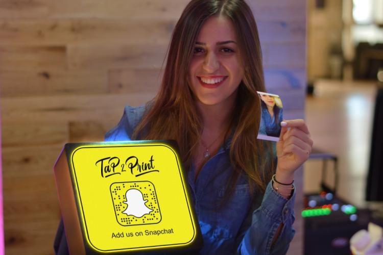 Tap2Print (Snapchat and Social Playground) [2]