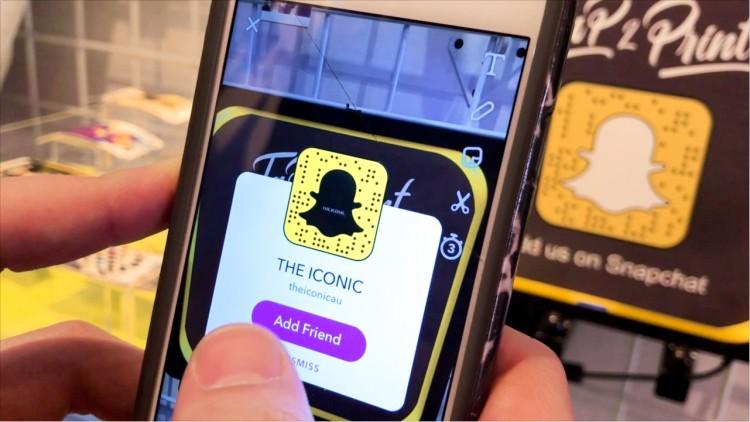 Tap2Print (Snapchat and Social Playground) [5]