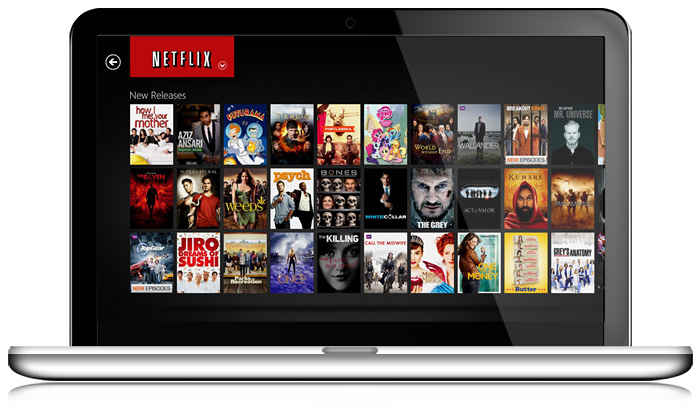 how to get getflix on laptop