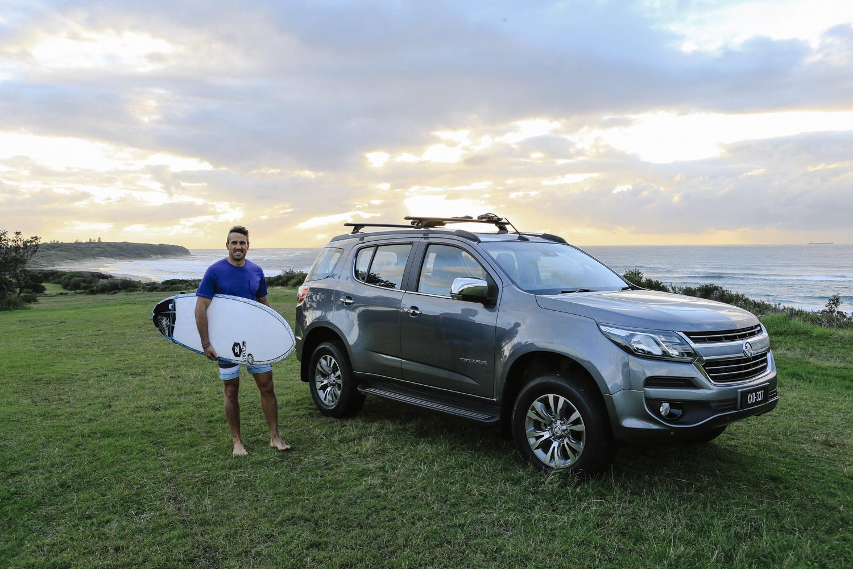 Holden Renews Partnership With Ten's Survivor, Shows Off New TVC - B&T