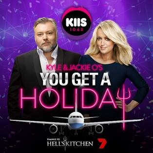 Kyly & Jacki O's 'You Get a Holiday' giveaway