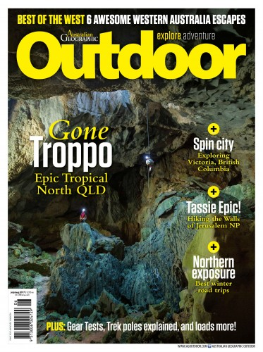 OUTDOOR magazine