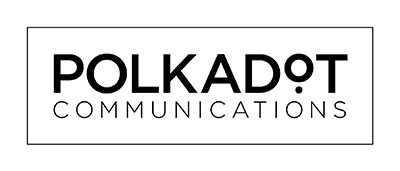 Polkadot Communications logo