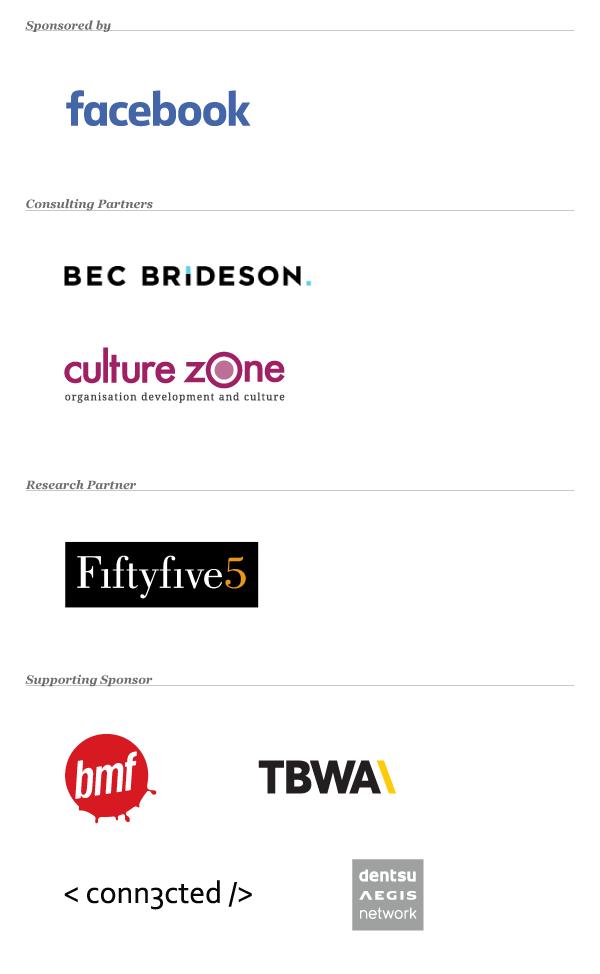 The 3% Conference Australasia sponsor block
